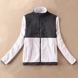 Hot Women Fleece Jacket Patchwork Embroidery Coat Waterproof Bomber Jacket 22 colors available S-XXL
