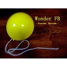 Wholesale Wonder Floating Balloon by RYOTA Trick Gimmick DVD street close up bar stage magic props