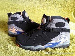 Wholesale Air J Jordan Retro Phoenix Blk Brght Ctrs Cl Gry Dp Ryl B Jordans Retros s Phoenix Men Basketball Shoes Come With Original Box