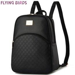 Wholesale FLYING BIRDS women backpack Mochila school bags student backpacks bag ladies women s travel bags backpacks Rucksack LS4676fb