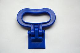 Wholesale plastic handle for L blow moulded plastic drums