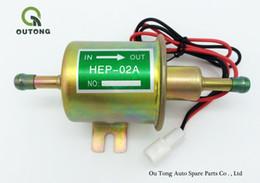 Wholesale NEW UNIVERSAL V ELECTRIC FUEL PUMP INLINE DIESEL PETROL LOW PRESSURE HEP A
