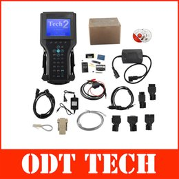 Wholesale Tech2 Scanner For GM SAAB OPEL SUZUKI ISUZU Holden with TIS2000 Support Softwares Full Package without Plastic Box