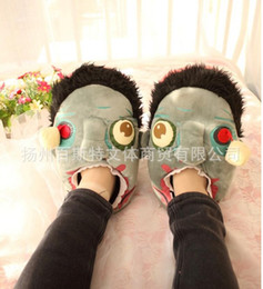 zombie slippers WINTER COTTON SHOES high quality