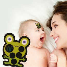 Wholesale Newest High Quality Forehead Head Strip Animals Thermometer Fever Body Baby Child Kid Test Temperature