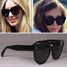 Sale New 2016 Women Sunglasses Top Quality CL41755 Sunglasses Women Brand Designer Acetic Fashion Retro Sunglasses Gafas De Sol Sun Glasses