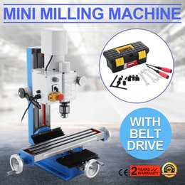 Wholesale Variable Speed Milling Mill Machine Precision Vertical Turret Milling Machine