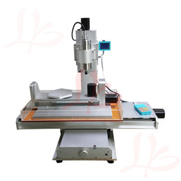 Wholesale Best quality axis cnc wood carving machine CNC router kw water cool cnc cutting machine with water sink
