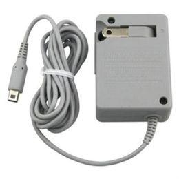 3ds chargeur dock à vendre-Détails sur le chargeur de batterie de voyage de voyage mural pour Nintendo DSi / XL / 3DS / 3DS XL 100pcs / lot