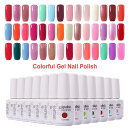 Wholesale Arte Clavo Gelpolish Pick Any One Color From Colors ml Soak Off Color Nail Polish UV Gel Led Color UV Top Gel