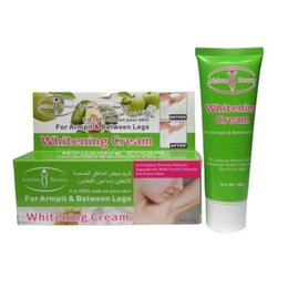 Wholesale 2017 newest Aichun beauty armpit Whitening cream specially and between legs safe special formula armpit whitener ZA2298