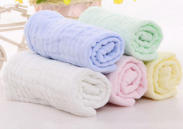 Baby Muslin Washcloths and Towels,Natural Organic Cotton Baby Wipes,Hand Towel,Muslin Washcloth for Sensitive Skin
