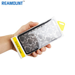 Fashion Style Transparent PVC Packaging Box for Phone Protective Case for iphone 7 4.7 inch Case for iphone 7 plus 5.5inch Case