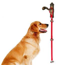 Wholesale Dog Doorbells Pet Training Pet Supplies Doorbells House Training Bell Nylon Bells Colors Adjustable