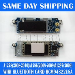 Original Wifi Card For Macbook Pro unibody A1278 A1286 A1297 WIFI Bluetooth Airport card 2008 2009 2010