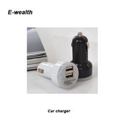 Quick Charger double USB Car Chargers fast Charging Dock Adapter 5V 2a 9v 1.67a Universal car charger For Smart Phones free shipping