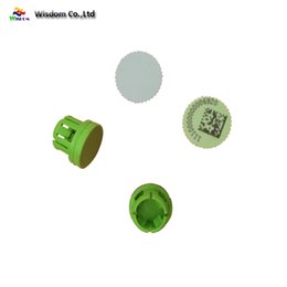 mini Meter Seal for Instrument with hot stamping and laser print for r water conservancy, electric power, oil and gas etc.