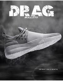 2017 New tide brand breathable men's casual shoes white   black   gray fashion light men's flat shoes soft soles men's sports shoes
