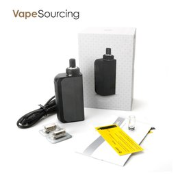 Wholesale Joyetech eGo AIO Box Kit ml Capacity mah Battery All in one System Innovative Anti leaking Structure Child Lock Authentic