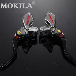 Wholesale Motorcycle parts Brake Pump Technology of CNC Multicolor Hydraulic Clutch Brake For Kawasaki Z750 Yamaha Ktm Motocross tmax