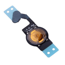200PCS Home Button Flex Cable Repair Parts For iPhone 4 4s 5 5s 5c DHL Shipping