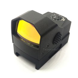 Wholesale Sport hunt equipment shooting game scopes hunting optical tactical invisible red laser reflex Red Dot Sight for ar15