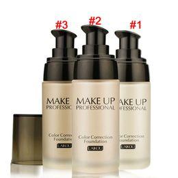 Grossiste Maquillage Base Visage Fondation BB Crème Correcteur Blanchiment Hydratant Huile-contrôle Imperméable Populaire à partir de crème de blanchiment populaire fabricateur
