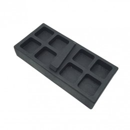 MTS5405--Hot Sell Glass filled polymer construction Matte black Finished Lower Receiver Vise Block for AR-15 M4 M16