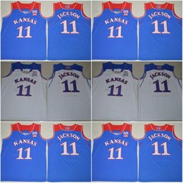 Wholesale Josh Jackson Kansas Jayhawks Andrew Wiggins College Basketball Jerseys New Style Stitched New Arrival Jersey