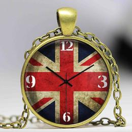Compra Online Mujer del reloj del collar-Nuevos collares de la declaración de la aleación del collar del reloj de la galaxia del ahogador de la plata de la vendimia de la marca de fábrica de la manera de la joyería