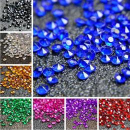 2017 tableau acrylique clair 4.5mm diamant confettis table scatter cristaux acrylique perles décoration pour mariage favori parti vase de remplissage clair rose 1set = 1bag = 2000pcs tableau acrylique clair à vendre