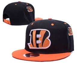 Wholesale New style Cincinnati Snapback Fitted Hats For Adult Baseball Cap Cardinal American Bengals Football Hat Baseball men women Cap
