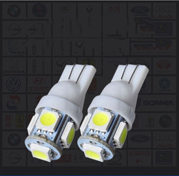 led bulb light car led ,led auto lights car led lighting T10 1LED