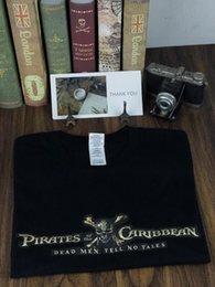 2017 New Men women summer casual short sleeve t shirt camisetas unisex harajuku print Pirates of the Caribbean t-shirt tees camiseta