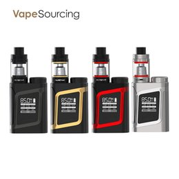 Wholesale 2017 NEW Original Smok Alien Baby AL85 Kit with AL85 mod and Cloud Beast TFV8 Baby tank Adjustable Airflow System vape ecigarette kits