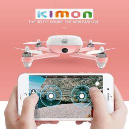 Promotion 4k caméra drone Mini Drone Keyshare KIMON Avec Camera Drone HD 4K Télécommande US-Flying Pocket Aircraft GPS RC Quacopter Panoramique image