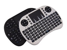 Rii Mini I8 Mouse Wireless Handheld Keyboard 2.4GHz Touchpad Remote Control For MX CS918 MXIII M8 TV BOX Game Play