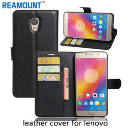 Colorful PU Wallet Leather Case for Lenovo A319 for Lenovo A369 Mobile Phone Back Cover Case with Card Slot