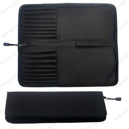 Wholesale holes Portable Professional oil painting bag watercolor brush case knife Paper Pen case Drawing Set Bag acrylic set AHB031
