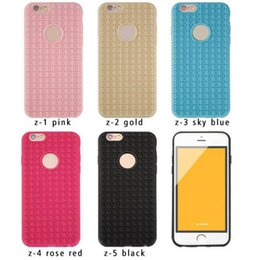Wholesale 2016 NEW PRODUCTS manufacturers selling oracle bone grain series rear cover type TPU mobile PHONE plastic CASE