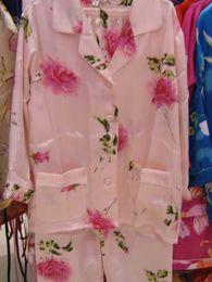 Pajama Lingerie Pajamas Sleepwear Robe nightsuit pjs Boys Girls Satin 10sets lot