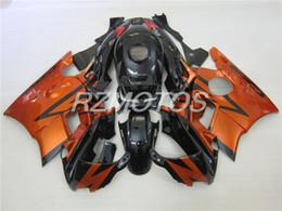 Descuento 91 carenados honda cbr Tres regalo hermoso libre y nuevo ABS de la alta calidad fijaron el sistema para HONDA CBR600 91-94 CBR 600 F2 1991 1992 1993 1994 color negro agradable del naranja