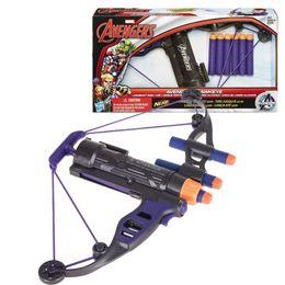 Wholesale Christmas Gift Nerf Gun Avengers Boy Nerf Elite Hawkeye Longshot Bow And Arrow Ammo Toy Gift For Children Kids Play Outdoor