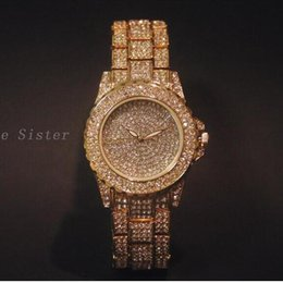 Wholesale 2017 new famous brand be watches women rhinestone watches diamond women dress watches ladies stainless steel band Relojes Mujer Montre Femme