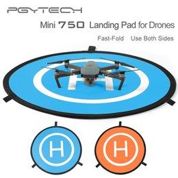 Promotion dji inspirer drone Wholesale- PGY mini Plateau d'atterrissage rapide DJI Mavic phantom 2 3 4 inspire 1 héliport Quadcopter Quadcopter Hélicoptère pièces Accessoires