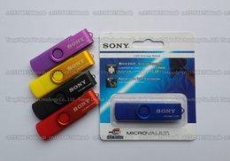 Disque flash haute vitesse à vendre-Livraison DHL 16 Go / 32 Go / 64 Go / 128 Go / 256 Go SONY USB2.0 OTG USB Flash Drive / Mobile Phone OTG Pendrive / U disque haute vitesse disque OTG