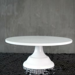 baker cake stand 12 inch white wedding cake tools fondant cake accessory display plate for party decoration bakeware
