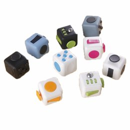 Fidget Cube Puti Puchi Funny Toys Relieve Stress Christmas Gift For Kids Friends FidgetCube Magic Cube,American decompression anxiety Toys