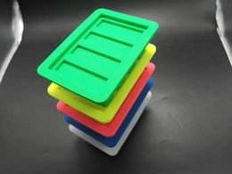 New design! Butter Mold,Rectangle Silicone Mold For Soap Bar Winkie,Energy Bar, Muffin, Brownie, Cornbread, Cheesecake, Pudding