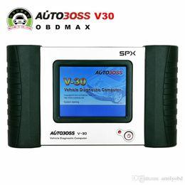 Évaluation des ordinateurs en Ligne-2017 Top-Rated 100% Original AUTOBOSS V30 véhicule de diagnostic informatique mise à jour en ligne AUTOBOSS V30 Auto Scanner Livraison gratuite